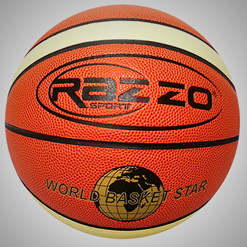 RAZZO BASQUETBALL BICOLOR INDOOR/OUTDOOR No.7 ( RAZBSC10-20-007)