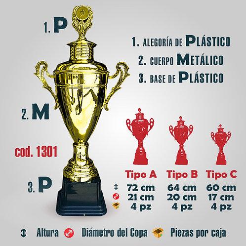 CHAMPION COPA METALICA COD: 1301