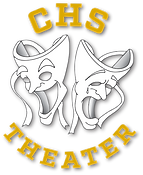 CHS Theater Logo 2 color gold.png