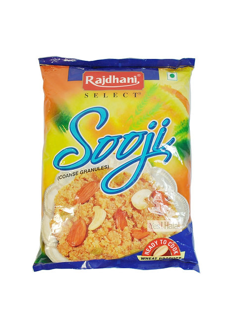 Sooji/Semolina/durum wheat flour (India, 1Kg)