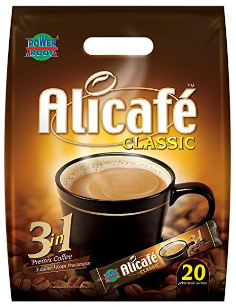 Alicafe Classic 3in1 Premix Coffee