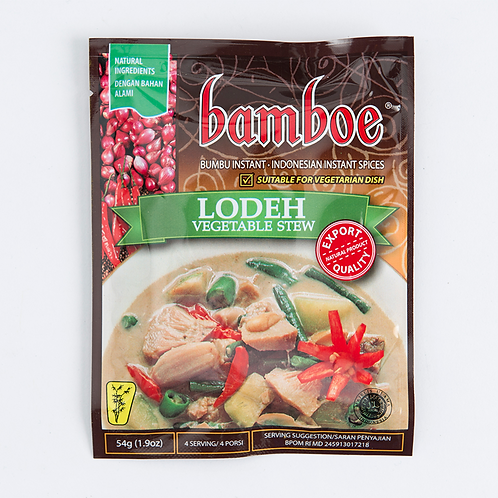Bamboe- Lodeh
