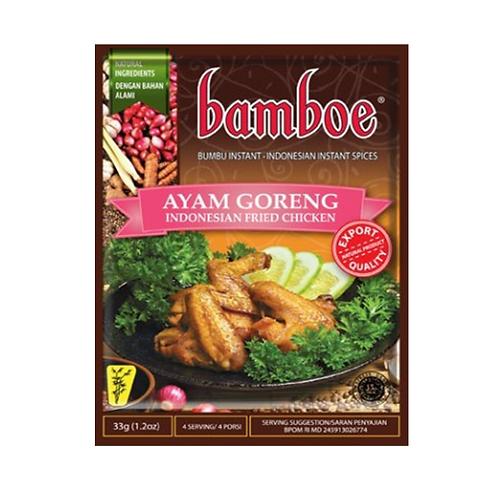 Bamboe Ayam Goreng (Indonesia, 36g)