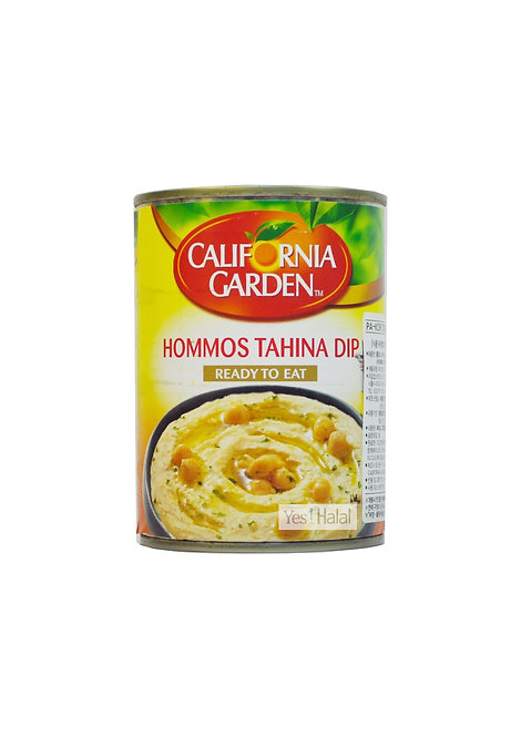 Hommos Tahina Dip (UAE, California Garden, 400g)