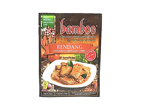 Bamboe Rendang (Indonesia, 36g)