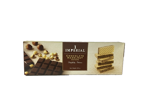 Imperial Hazelnut Choco Wafer