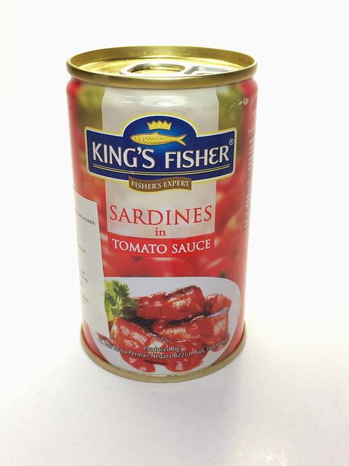 King's Fisher Sardines in Tomato Sauce