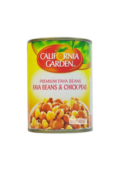 Premium Fava Beans Fava Beans & Chick Peas