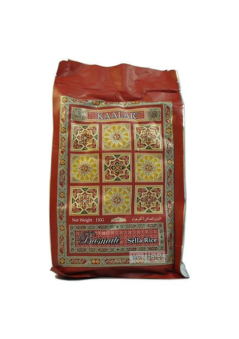 Basmati Sella Rice - 1Kg