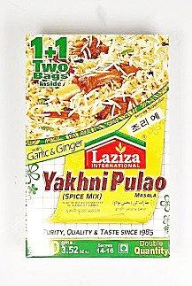 Laziza Yakhni Pulao