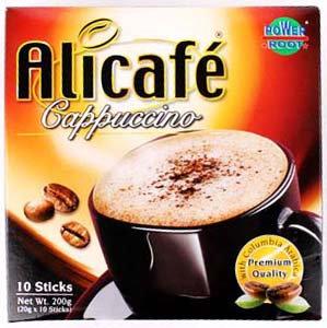 Alicafe- Cappucino