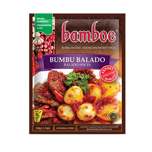 Bamboe- Bumbu Balado