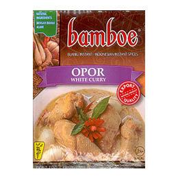 Bamboe- Opor