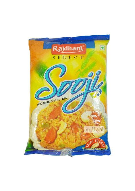 Semolina (durum wheat flour, Sooji) - 500g