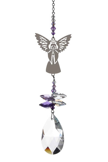 Angel Fantasy Window Crystal