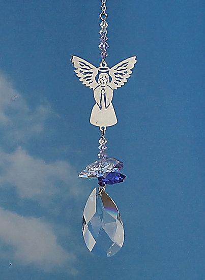 Angel Fantasy Window Crystal