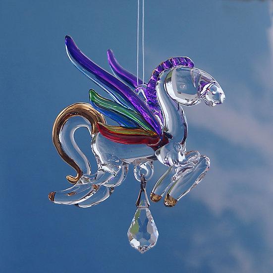 Pegasus Fantasy Glass