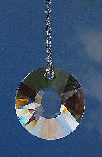 "33mm ""Sun"" Rainbow Maker window crystal"