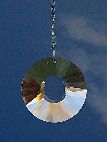 "40mm ""Sun"" Rainbow Maker window crystal"