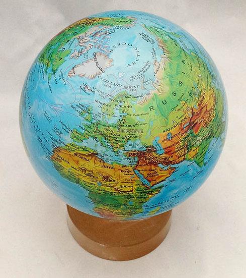 """Mova Globe 4.5"""" Relief map"""
