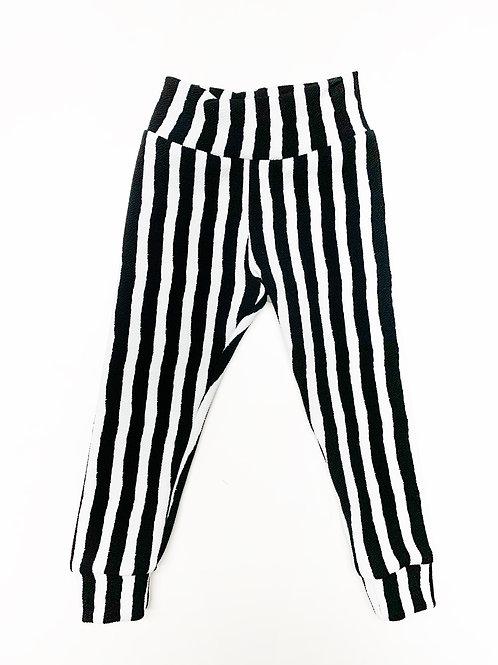 Stripe Cuff Pants