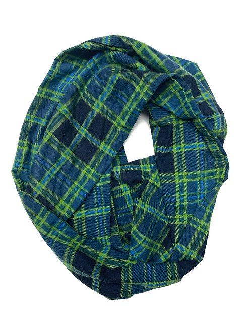 Adult Hidden Pocket Infinity Scarf