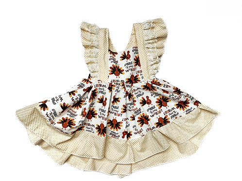 Turkey Bellevue Dress