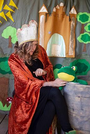 שרון איתם sharon eitam הנסיכה והצפרדע