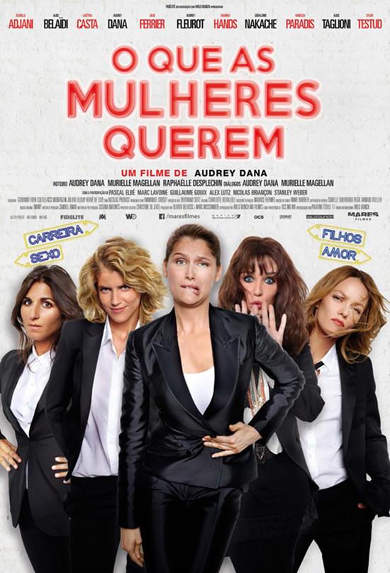 11 mulheres em Paris!