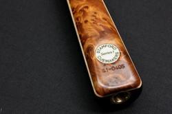 Thuyya Burr and thick maple veneer
