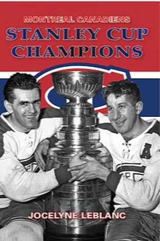 Montreal Canadians Stanley Cup Champions