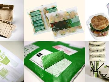 Benefícios das embalagens compostáveis para resíduos orgânicos
