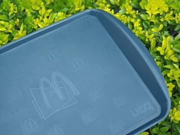 McDonald's substitui bandejas de plástico por versão mais sustentável