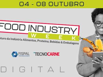 Food Industry Week: como será o futuro da indústria de alimentos, proteínas, bebidas e embalagens?