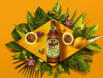 Colorado lança Kuyá, a Session Ipa feita com maracujá, a cerveja perfeita para o brasileiro atual