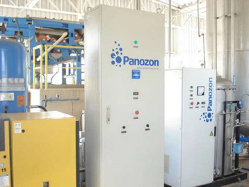 Panozon lança nova linha de geradores de ozônio para uso industrial