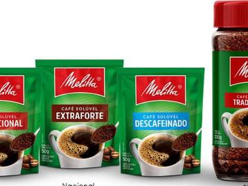 Melitta apresenta ao mercado nova embalagem em vidro de café solúvel
