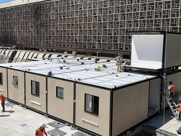 Novo centro de tratamento de combate à Covid-19 é entregue na capital paulista