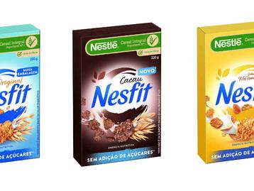 NESFIT® Cereais Matinais lança dois novos sabores