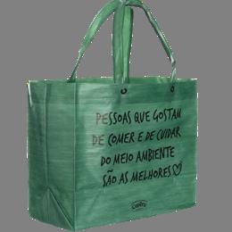 Cepêra aposta em economia circular transformando suas embalagens em porta-talheres, bolsas e paletes