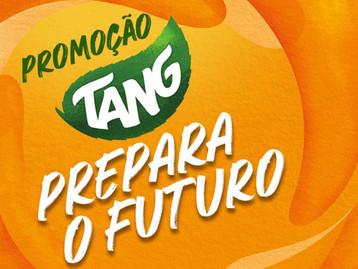 """Mega promoção """"Tang Prepara o Futuro"""" vai sortear mais de R$ 6 milhões em muitos prêmios"""