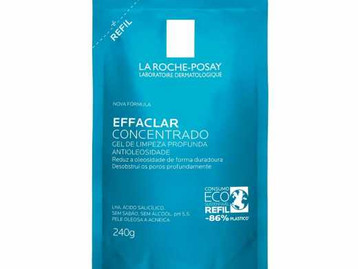 Effaclar, da La Roche-Posay, agora tem refil