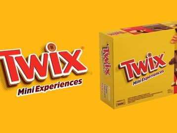 Mars Wrigley lança Twix Mini Experiences para a Páscoa