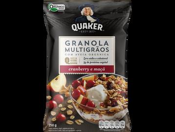 QUAKER® expande portfólio com lançamento da linha Multigrãos