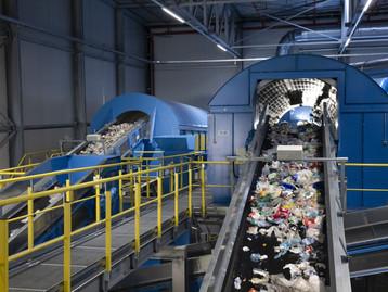 Recicláveis secos e embalagens leves: o desafio da triagem