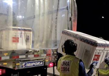 Fabricados com tecnologia Dow, furgões refrigerados Ibiporã garantem entrega segura de vacinas