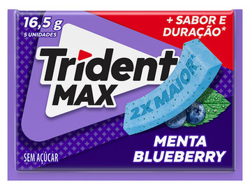 Trident Max, tudo em dobro