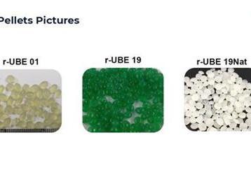 UBE lança grades do r-UBE, poliamidas recicladas de aparas industriais