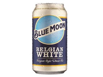 Cerveja Blue Moon agora em lata