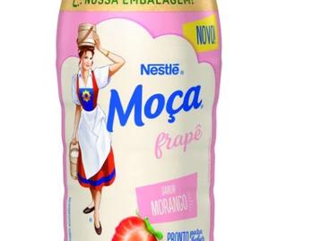 Nestlé lança a primeira bebida feita com Leite MOÇA